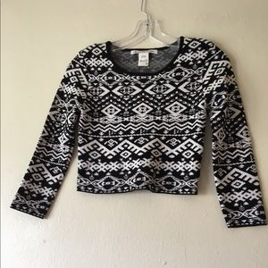 American Rag Knit Crop Top